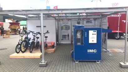 Pelesko a Smartwiel vystavujú v Brne