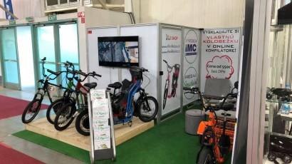 Smartwiel začína sezónu na výstave Motocykel v Inchebe