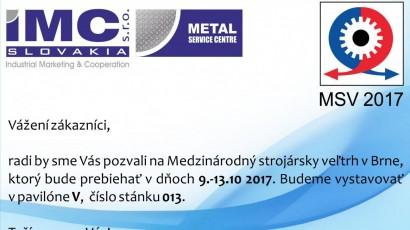 Medzinárodný strojársky veľtrh v Brne