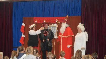 St. Nicolaus visited IMC Slovakia