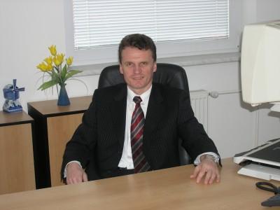 2001, Ing. Jaroslav Ďurkovský