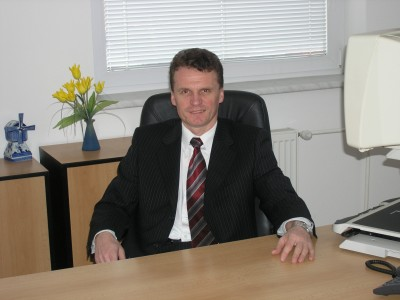 2001, Ing. Jaroslav DURKOVSKY