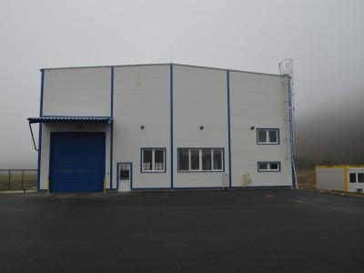 2015, ouverture du centre technologique