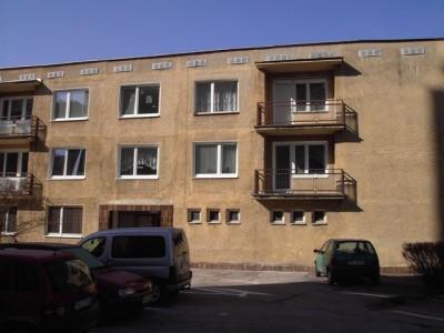 1995, prvé sídlo firmy - byt zakladateľa Ing. Ďurkovského