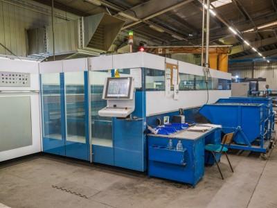 Laserové páliace stroje